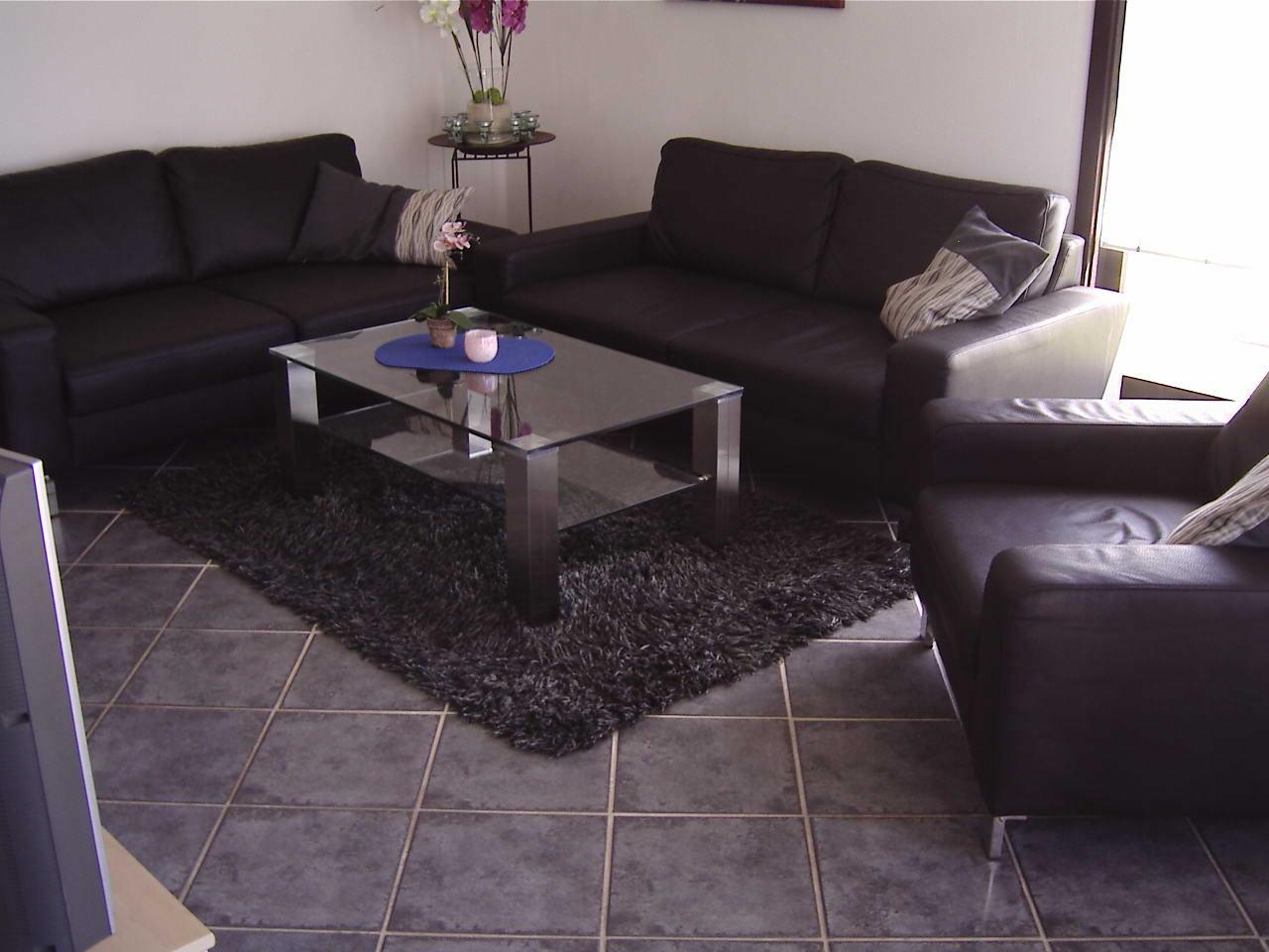 Gemüttliche Couchgarnitur